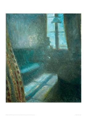 Night in St Cloud, 1890 by Edvard Munch