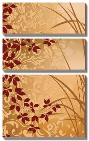 Golden Flourish II