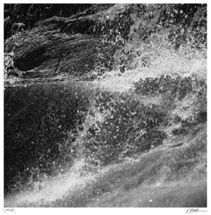 New England Waterfall 1 by Edward Asher