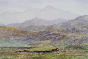 Ben Cruachan by Edward Burne-Jones