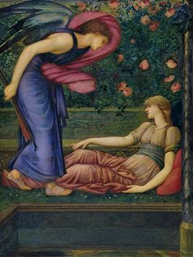 Cupid and Psyche, 1865-87 by Edward Burne-Jones