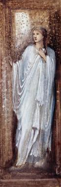 Danae by Edward Burne-Jones