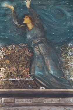 Hope by Edward Burne-Jones