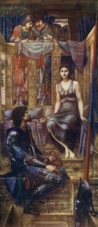 King Cophetua and the Beggar Maid, 1884 by Edward Burne-Jones