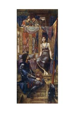 King Cophetua and the Beggar Maid, 1884 by Edward Burne-Jones