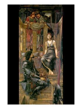 King Cophetua and the Beggar Maid by Edward Burne-Jones