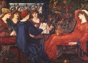 Laus Veneris, 1868 by Edward Burne-Jones