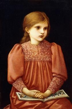 Little Dorothy Mattersdorf, 1893 by Edward Burne-Jones