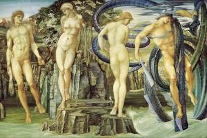 Perseus and Andromeda, 1876 by Edward Burne-Jones