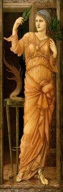 Sibylla Delphica, 1868 by Edward Burne-Jones
