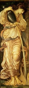 Temperantia, 1872 by Edward Burne-Jones