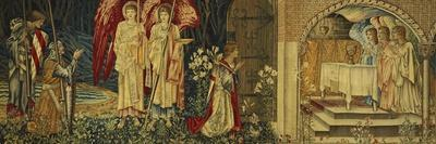 The Achievement of the Holy Grail by Sir Galahad, Sir Bors and Sir Percival