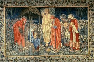 The Adoration of the Magi, 1906 by Edward Burne-Jones