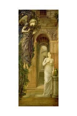 The Annunciation by Edward Burne-Jones