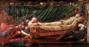 The Briar Rose' Series, 4: the Sleeping Beauty, 1870-90 by Edward Burne-Jones