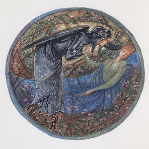 The Flower Book: XXIII, Wake, Dearest! by Edward Burne-Jones