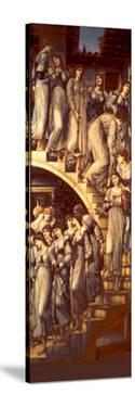 The Golden Stairs, 1880 by Edward Burne-Jones