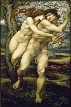 The Tree of Forgiveness, 1881-82 by Edward Burne-Jones