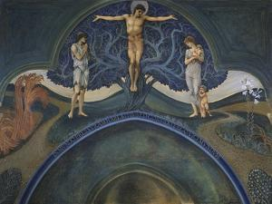 Tree of Life by Edward Burne-Jones