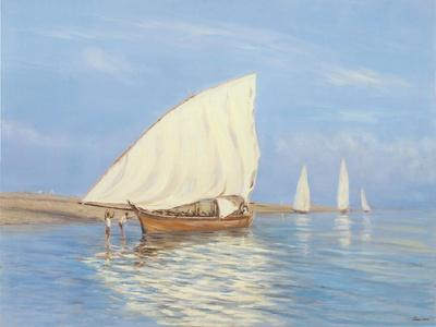 Beaching the Dhow