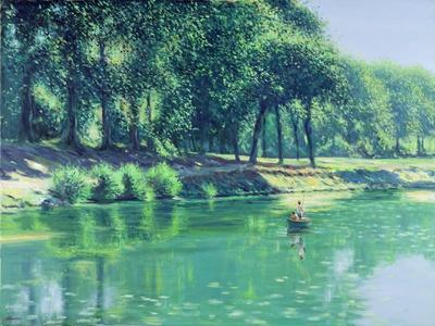 Fishing, Summertime: Dordogne