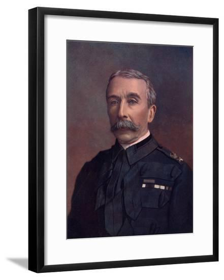 Edward Francis Chapman--Framed Giclee Print