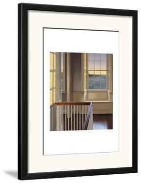 Upstairs by Edward Gordon