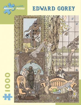 Edward Gorey 1000 Piece Puzzle