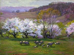Blossom Time by Edward Henry Potthast