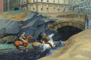 Bridle Path, 1939 by Edward Hopper