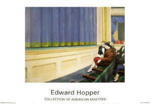First Row Orchestra by Edward Hopper