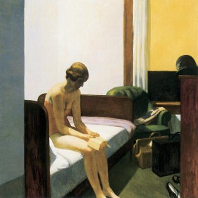 Hotel Room by Edward Hopper