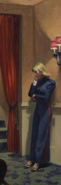 New York Movie - Detail by Edward Hopper