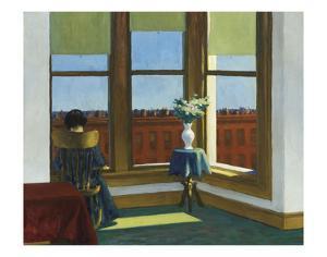 Room in Brooklyn, 1932 by Edward Hopper