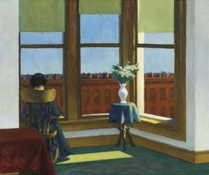 Room in Brooklyn, 1932 by Edward Hopper