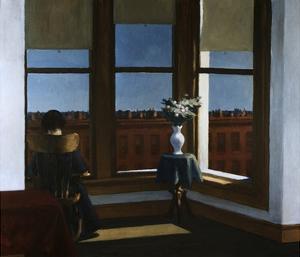 Room in Brooklyn by Edward Hopper