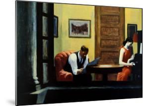 Room in New York by Edward Hopper