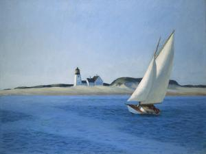 The Long Leg, 1930 by Edward Hopper