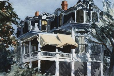 The Mansard Roof