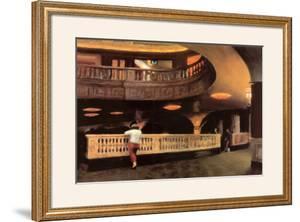 The Sheridan Theatre, c.1928 by Edward Hopper