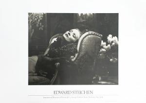 Marlene Dietrich by Edward J^ Steichen