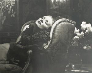 Marlene Dietrich by Edward J. Steichen