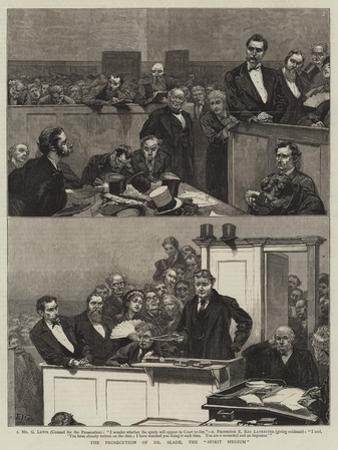 The Prosecution of Dr Slade, the Spirit Medium