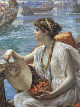 A Roman Boat Race, 1889 by Edward John Poynter