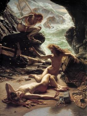 The Cave of the Storm Nymphs, 1903 by Edward John Poynter