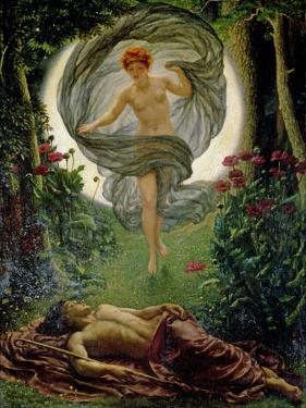 The Vision of Endymion, 1902 by Edward John Poynter