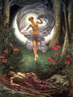The Visions of Endymion, 1913 by Edward John Poynter