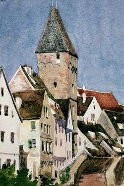 Ulm by Edward John Poynter