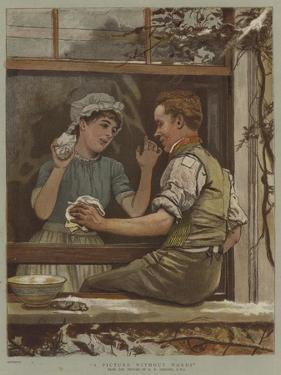 A Picture Without Words by Edward Killingworth Johnson