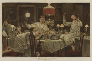 A Raid on the Dessert by Edward Killingworth Johnson
